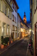 Krämergasse in Heidelberg