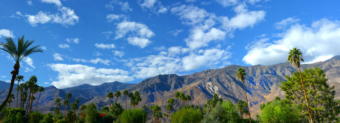 Palm Springs Pano