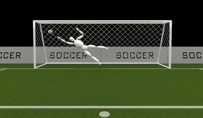 street soccer, Urban soccer court