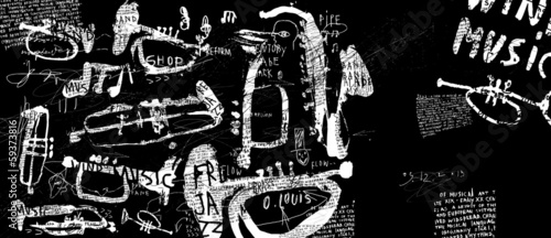 Духовые музыкальные инструменты - 59373816