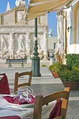 ristorante a Gallipoli