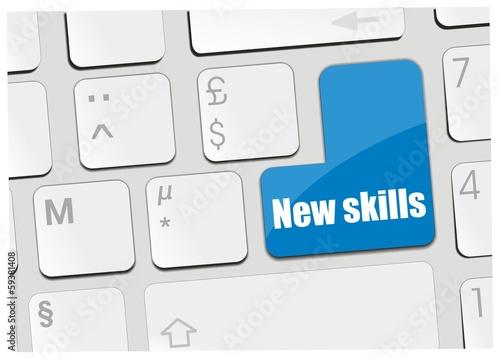 clavier new skills
