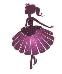 Девочка -принцесса