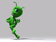 Alieno - colpito di lato