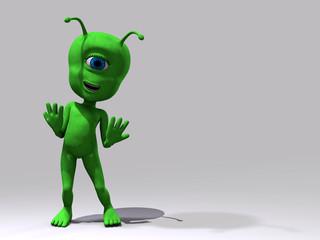 Alieno - esortazione