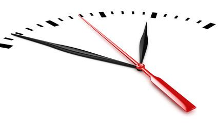 3d Timestamp Clock