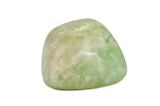 Butter jade polished stone