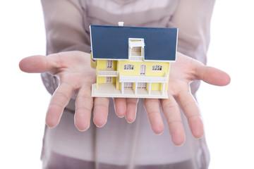 Geldanlage in Immobilien - Eigenheim - Mieten oder kaufen