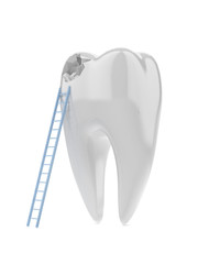 Tooth and ladder