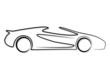 Sportwagen Cabrio Roadster Tribal