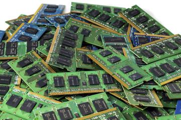 bunch of RAM