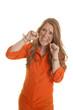 Woman inmate cuffs bite chain