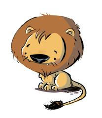 león pequeño