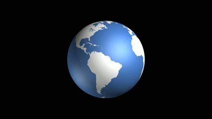 地球の展開