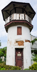 historic watch tower