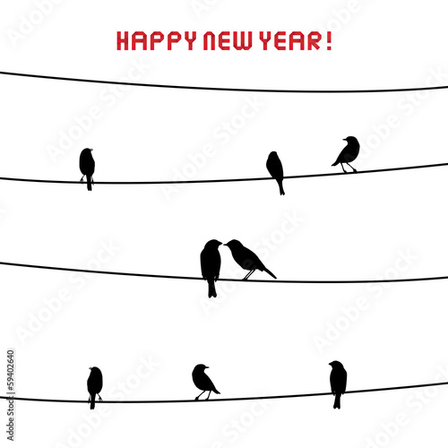 Happy new year 2014 card16