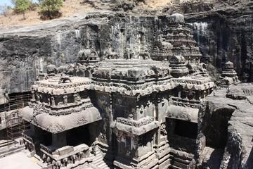 Sito archeologico di Ellora in India