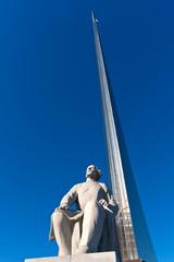 Conquerors of Space Monument