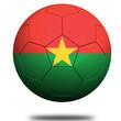 Burkina Faso soccer