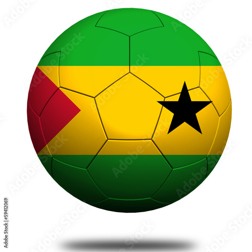 Sao Tome and Principe soccer