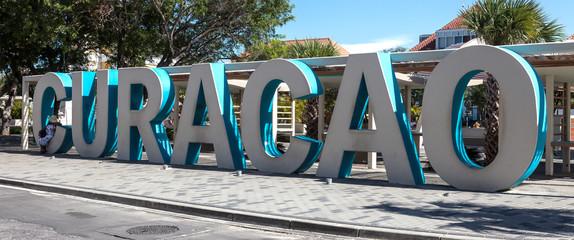 Otrobanad and Punda the capital city of Curacao