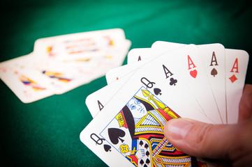 Poker in Hand