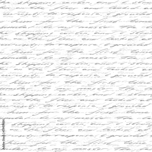 handwritten background