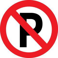 Parkverbot Parken Verboten