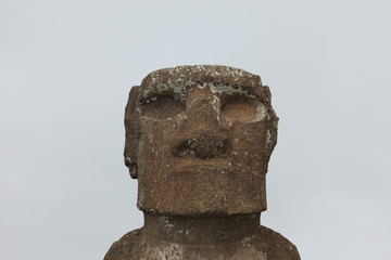 Moai Statue Osterinsel