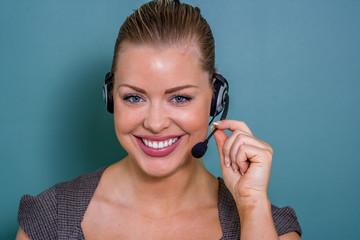 perfect  support with female customer service representative