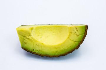 piece of avocado