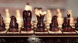 Chess game. Full HD. Motion and loop video