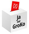 Ja zur GroKo