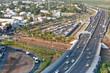 infrastructure routière, Saint-Paul, île de la Réunion