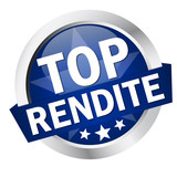 "Button mit Banner "" TOP RENDITE """