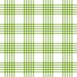 Karo Muster grün - endlos