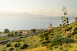 Sardegna, Cagliari, panorama del Capo Sant'elia