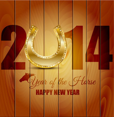 2014. Year of the horse