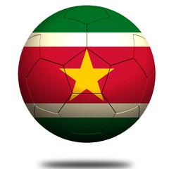 Suriname soccer