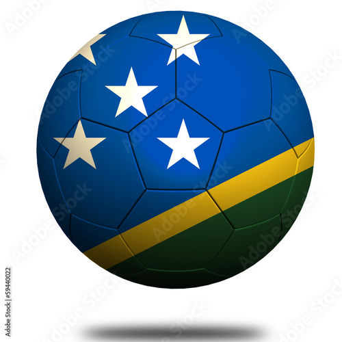Solomon Islands soccer
