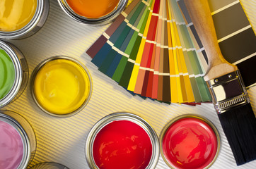 Painting and Decorating - Interior Design