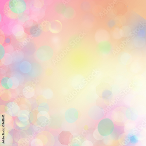 canvas print picture Pastell Background
