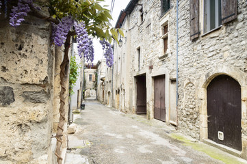 Tiny village in Southern France