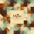 Restaurant Menu Card Design template - 59445283