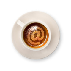 mail caffè