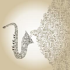 Saxophone5