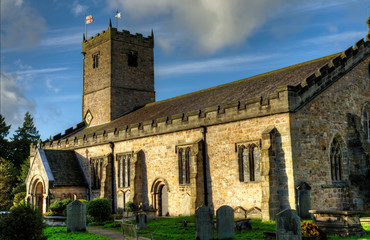 St Marys Church Kirkby Lonsdale