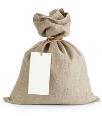 Canvas sack