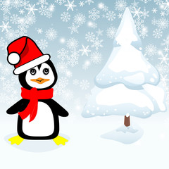 Christmas-Penguin