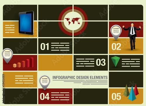Infograpic template